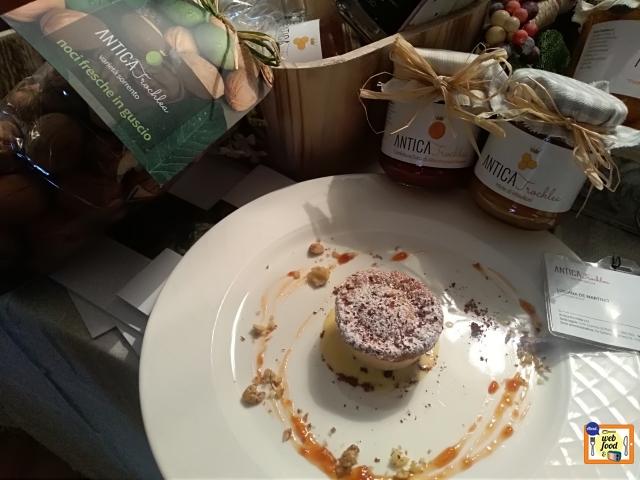 tortino miele e noci