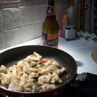 Il pollo ubriaco (alla birra)