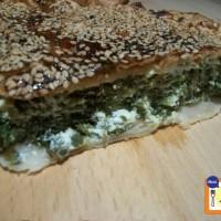 """""""Le ricette passano… da un blog all'altro!"""": torta pasqualina"""