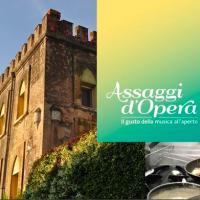 Wkend di musica e menu gourmet con Assaggi d'opera