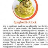 """Mediterranean Cooking Congress: Tavola Rotonda """"Il Grano che Cresce"""