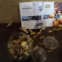Confetto Maxtris al finissimo cioccolato Caffarel