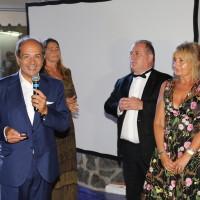 Bocelli e Gragnaniello al party del Punta Molino incantano l'Ischia Global Fest