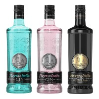 Gin puertos de india