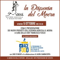 5 ottobre Dispensa del Moera e FaceFood