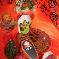 Crostata di Halloween: dolcetto!