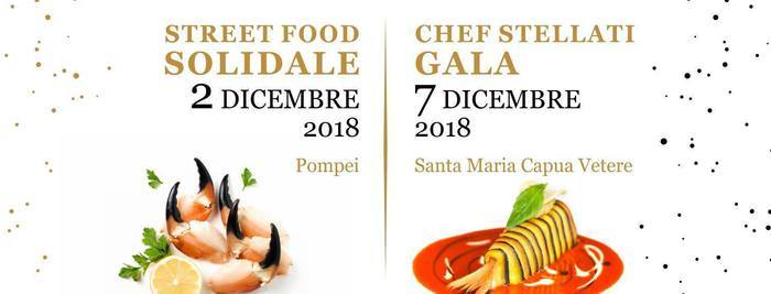 Chef in campo per la solidariet??